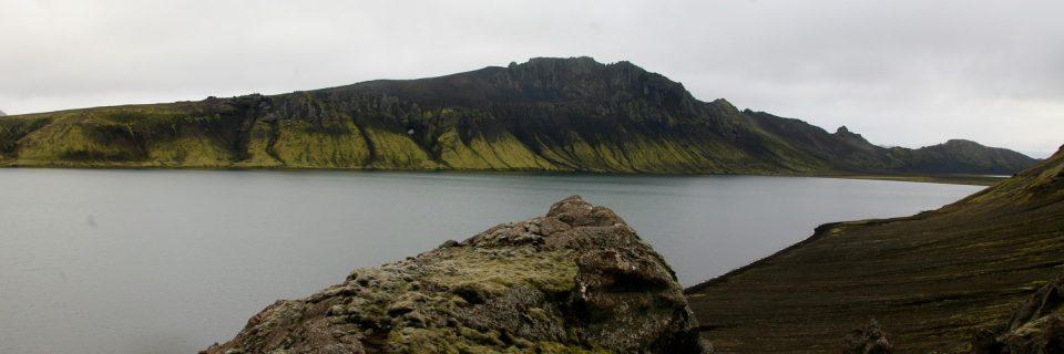 Álftaskarð við Álftavatn