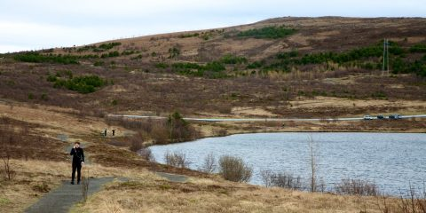 Umhverfis Vífillsstaðavatn