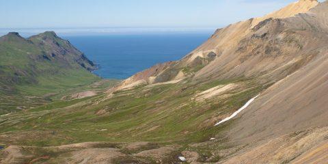Borgarfjörður – Brúnavík um Brúnavíkurskarð