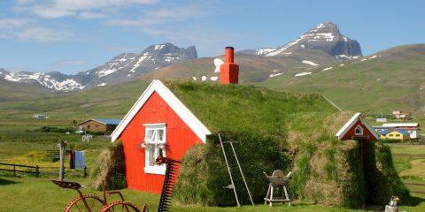 Vatnsskarð – Stórurð
