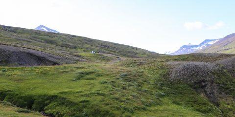 Frá Lamba upp að Tröllunum og Vatninu
