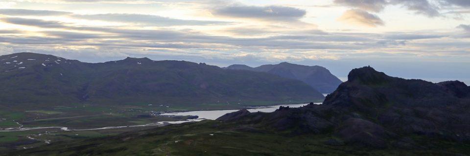 Bakkagerði – Hrafnatindur – Geitavík