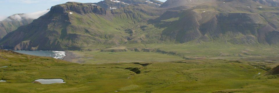 Brúnavík – Breiðavík um Súluskarð