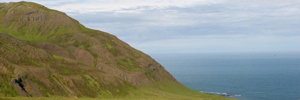 Þrándarhryggur – Kjólsvík um Kjólsvíkurskarð