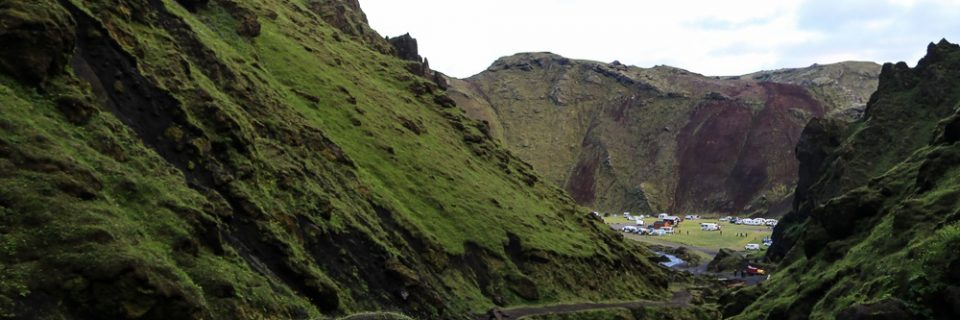 Þakgil